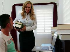 All, Big Tits, Blonde, Hardcore, Office, Teacher
