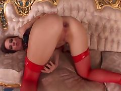Evelyn Foxy 100 percent Pure Anal No Pussy