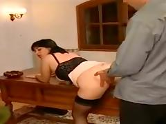 Vintage Mature, Anal, Assfucking, French, Mature, Old
