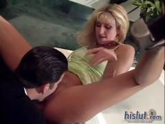 All, Babe, Bimbo, Blonde, Blowjob, Cum