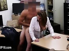 Bend Over, Big Tits, Boobs, Brunette, Doggystyle, Fucking