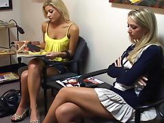 Roxanne Hall, Nikki, Sammie Rhodes
