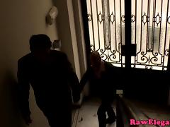 Hungarian babe doublepenetrated during mmf