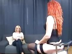 Fight, Blonde, Catfight, Clit, Erotic, Femdom