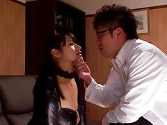 Hottest Japanese slut Hana Haruna in Amazing JAV censored Fetish, Hairy scene