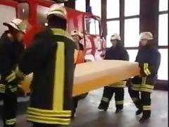 German Firefighter Sex