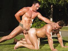 Heatstroke XXX Video: Landon Conrad, Jimmy Durano