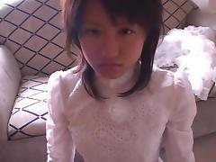 JK Style YUDUKI cumshot censored
