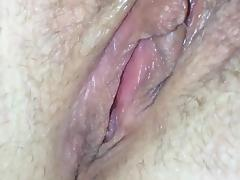 peek at Ex hairy pussy