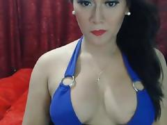 Asian Shemale with Hot Bouncy Boobs
