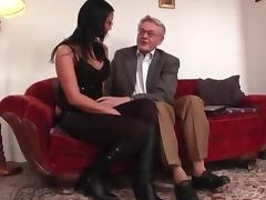 Dad and Girl, 18 19 Teens, Brunette, College, European, Fucking