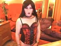 Goth, Dildo, Fucking, Gay, Goth, Penis
