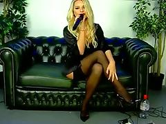 Mikaela Witt Tease Hour 06-01-2016