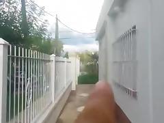 Dedo culo