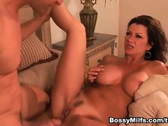 Raquel DeVine in Cheating Housewives #7 - BossyMilfs