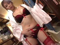 Japanese, Adorable, Asian, Babe, Bra, Japanese