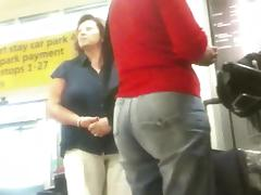 Iphone walkabout (candid ass compilation)