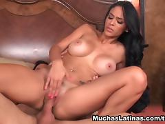 Jasmine Caro in Breakin In - MuchasLatinas