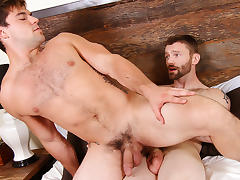 Aspen & Dennis West The In-Laws Part 2 - Str8ToGay