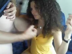 real-italian-couple amateur video 07/09/2015 from chaturbate