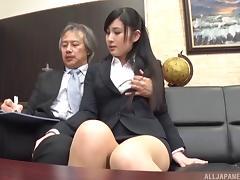 Boss, Asian, Boss, Couple, Hardcore, Japanese