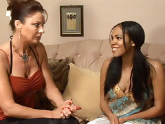Nubia & Vanessa Vidal in Lesbian Seductions #18, Scene #04