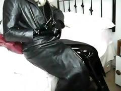 Leather, Femdom, Leather