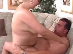 BBW, BBW, Couple, Fucking, German