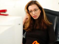 Zara in Naughty Office