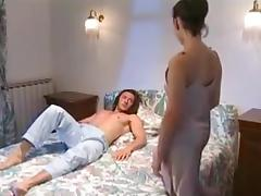 French Hairy Girl Fuck