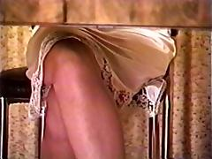 Beautilful California Amateurs V9 Nylon Panties Slip