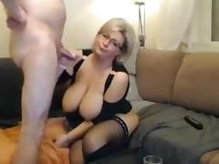 Mom and dad webcam show