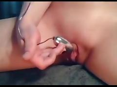 Big Clit, Big Clit, Clit, Grinding, Italian, Orgasm