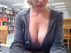 Sexy student Kendra Sunderland fun on cam