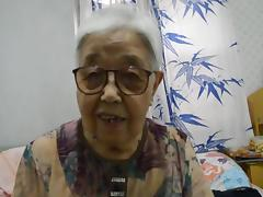 Grandma, Asian, Chinese, Granny, Mature, Old