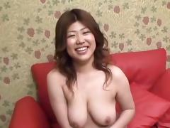 Chunky asian with big tits