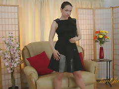 Olga Cabaeva in Masturbation Movie - AuntJudys