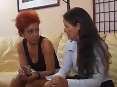 Ficken mit zwei hausfrauen