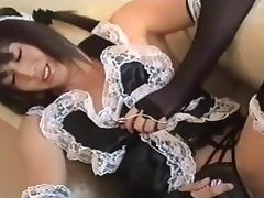 Japanese Shemale Cumshot 2