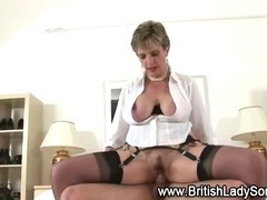 All, Aged, BDSM, British, Cougar, Cum