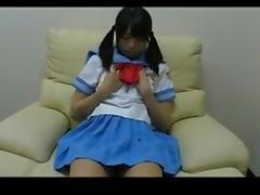 JPN Girl 007 Twintale