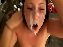she can hardly breathe his cum is so thick