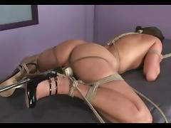 Bondage, BDSM, Bondage, Bound, Orgasm, Vibrator