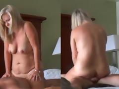 Amsterdam, Blonde, Blowjob, Dutch, Secretary, Big Natural Tits