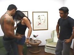 Marido pede pra amigo socar rola em sua esposa ana clara