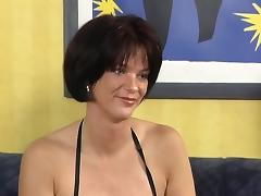 Beautiful milf models and fucks