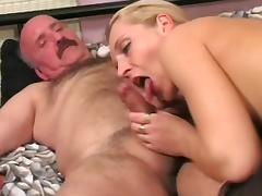 Old man cum in mouth young paulina