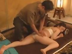 Wet japanese massage 03