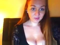 Exotic Webcam record with Big Tits scenes
