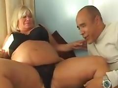 BBW mature granny hairy